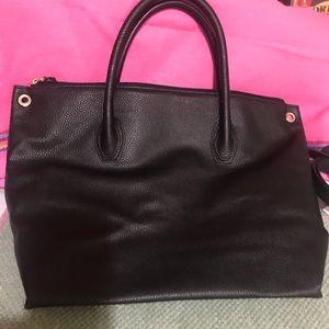 H & M black bag